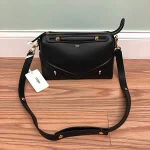Fendi Leather Handbag: By The Way Bag (PM216)